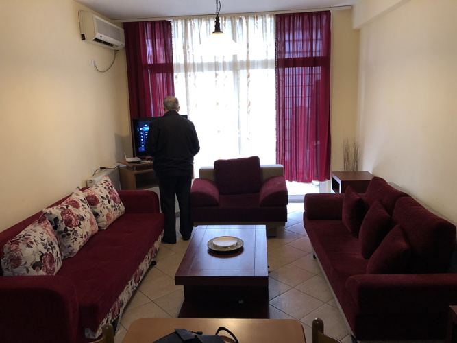 (English) Rent, Apartment 1 Bedroom, Komuna Parisit, Tirana