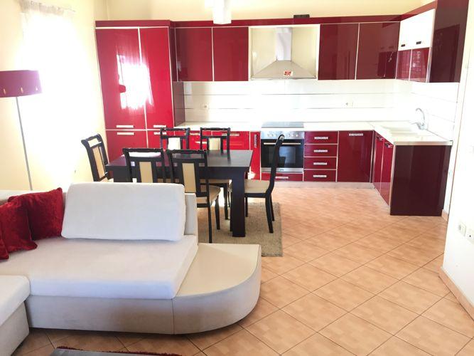 (English) Rent, Apartment 2 Bedroom, Durresit Street Near Brilant Bar Coffee, Tirana